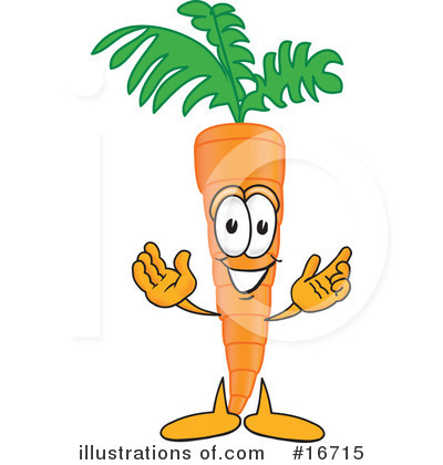Veggies Clipart #16715 by Toons4Biz