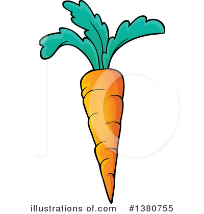 Produce Clipart #1380755 by visekart