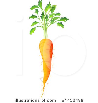 Veggies Clipart #1452499 by Graphics RF