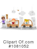 Cars Clipart #1081052 by BNP Design Studio