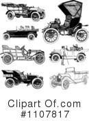 Cars Clipart #1107817 by BestVector