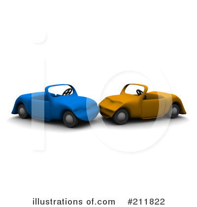 Car Wreck Clipart #211822 by Jiri Moucka