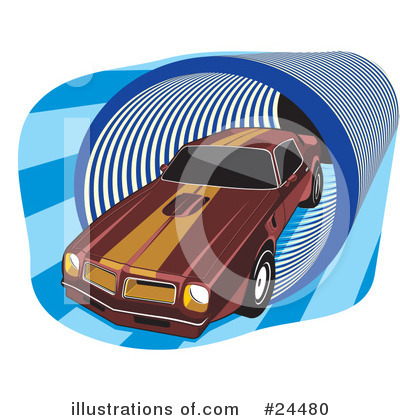 Car Clipart #24480 by David Rey