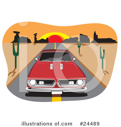 Car Clipart #24489 by David Rey
