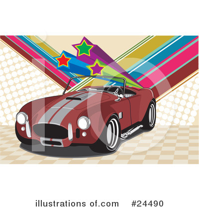 Car Clipart #24490 by David Rey