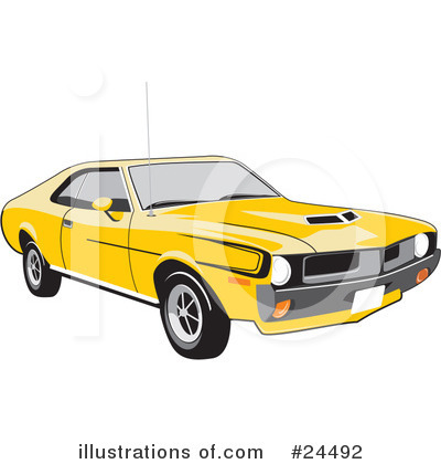 Car Clipart #24492 by David Rey