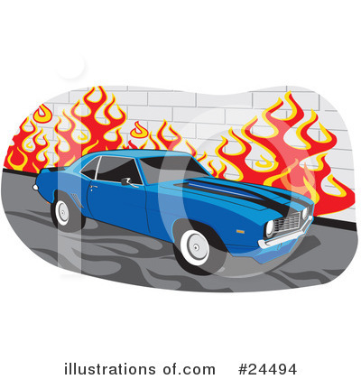 Car Clipart #24494 by David Rey