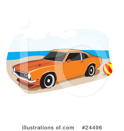 Car Clipart #24496 by David Rey