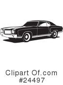 Cars Clipart #24497