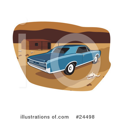 Car Clipart #24498 by David Rey