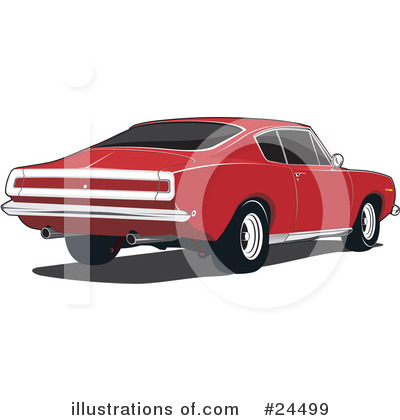 Car Clipart #24499 by David Rey