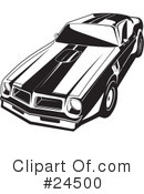 Cars Clipart #24500