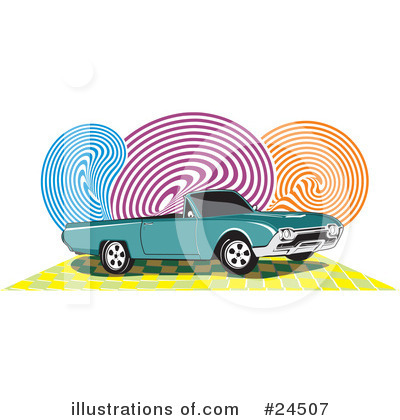 Car Clipart #24507 by David Rey