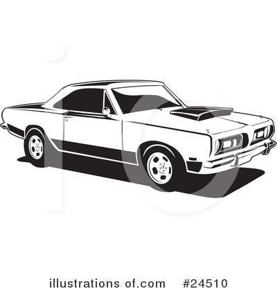 Car Clipart #24510 by David Rey