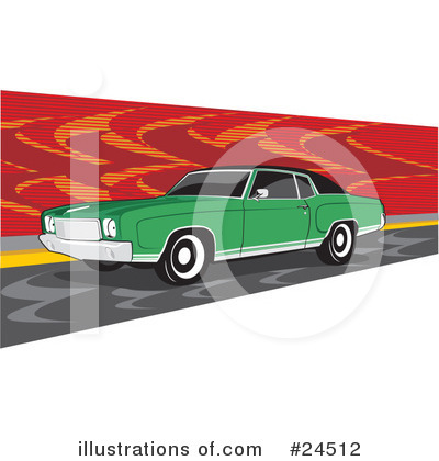 Car Clipart #24512 by David Rey