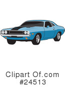 Royalty-Free (RF) cars Clipart Illustration #24513