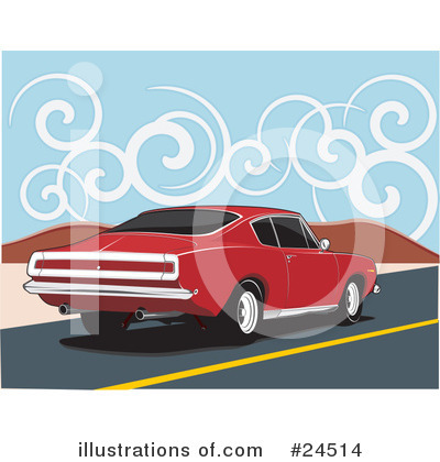 Car Clipart #24514 by David Rey