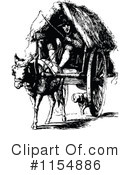 Cart Clipart #1154886 by Prawny Vintage