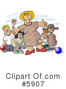 Cartoon Clipart #5907