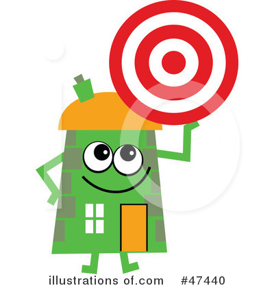 Target Clipart #47440 by Prawny