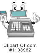 Cash Register Clipart #1108962 by BNP Design Studio