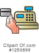 Cash Register Clipart #1250899 by Lal Perera