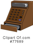 Cash Register Clipart #77689 by Pams Clipart