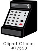 Cash Register Clipart #77690 by Pams Clipart