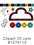 Casino Clipart #1279113 by BNP Design Studio