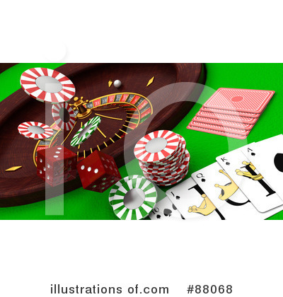 Playing Cards Clipart #88068 by KJ Pargeter