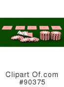 Royalty-Free (RF) casino Clipart Illustration #90375