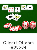 Royalty-Free (RF) casino Clipart Illustration #93584