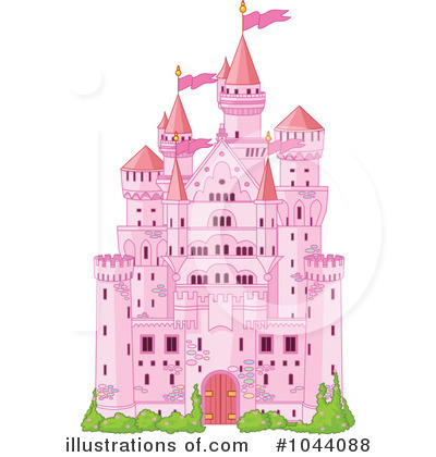 Castle Clipart #1044088 by Pushkin