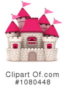 Castle Clipart #1080448 by BNP Design Studio