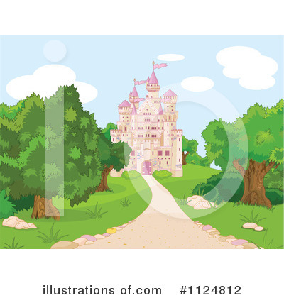 Castle Clipart #1124812 by Pushkin
