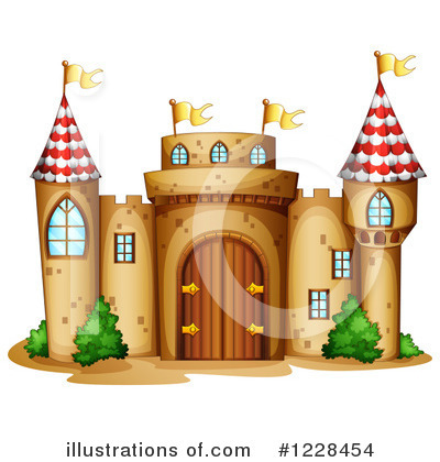 Fortress Clipart #1228454 by Graphics RF