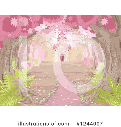 Cherry Blossoms Clipart #1244007 by Pushkin
