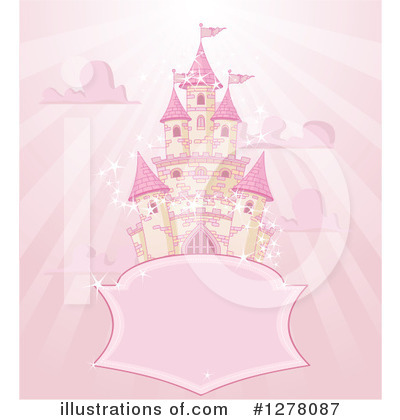 Castle Clipart #1278087 by Pushkin