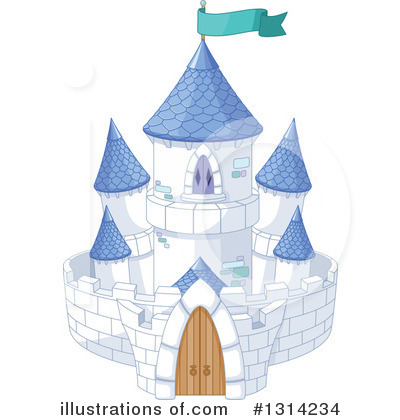Fortress Clipart #1314234 by Pushkin