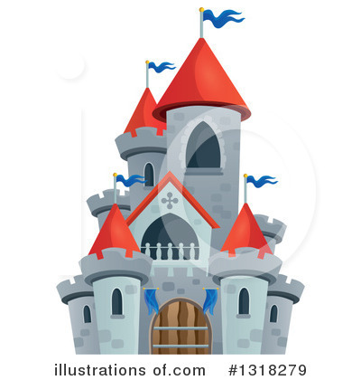 Fortress Clipart #1318279 by visekart