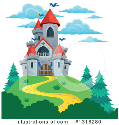 Fortress Clipart #1318280 by visekart