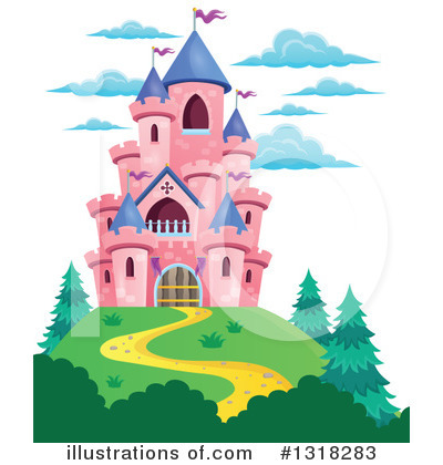 Fortress Clipart #1318283 by visekart