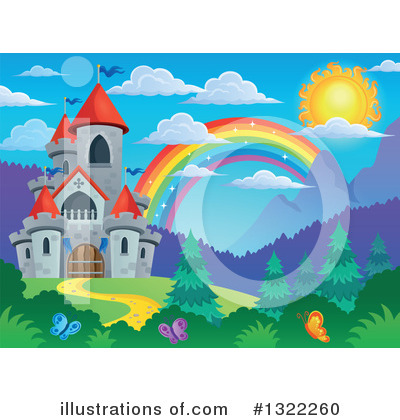 Rainbow Clipart #1322260 by visekart