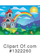 Castle Clipart #1322260 by visekart