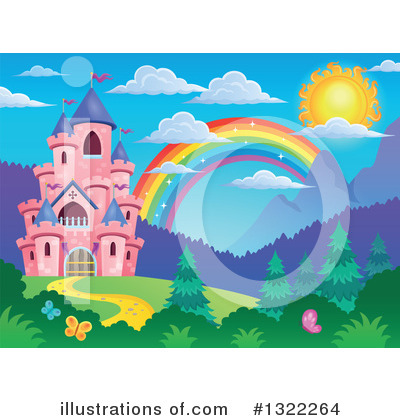 Rainbow Clipart #1322264 by visekart