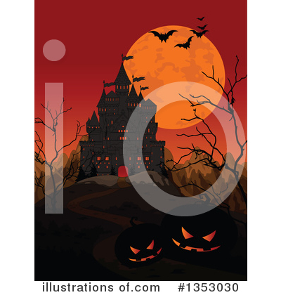 Halloween Clipart #1353030 by Pushkin