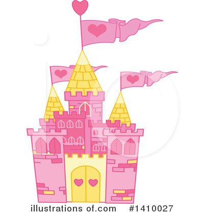 Castle Clipart #1410027 by Pushkin