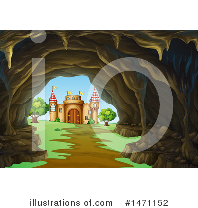 Cave Clipart #1471152 by Graphics RF