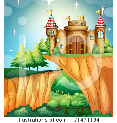 Castle Clipart #1471164 by Graphics RF