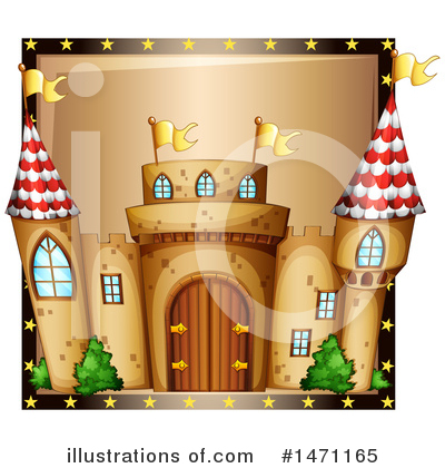 Castle Clipart #1471165 by Graphics RF